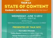 State of Content - LA