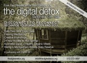 The Digital Detox Retreat September 13-16, 2012