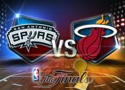 Spurs vs Heat