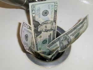 cash drain