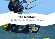 Brandon Bowe Kiting