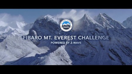 Fibaro Everest Challenge